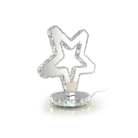 Lámparas de Escritorio Pentagrama forma LED lámparas de mesa, de ...