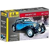 Heller - 80706 - Maquette - Voiture - Bugatti T.50 - Echelle 1/24 - Classique