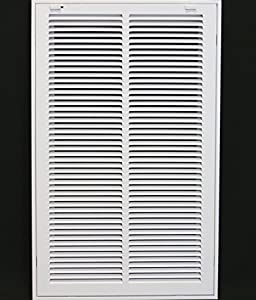 14 Quot X 24 Steel Return Air Filter Grille For 1 Quot Filter