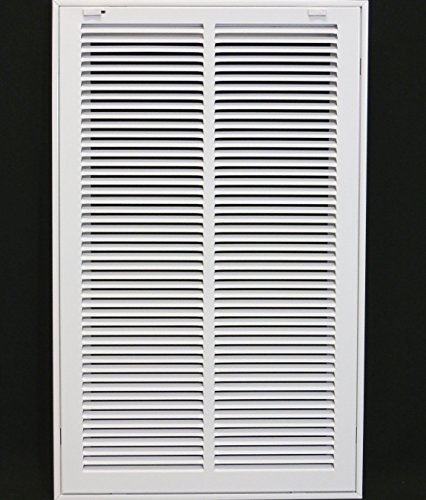return air filter grille 25 x 14 - 1