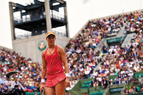 Tomorrow Sunny B052 Eugenie Bouchard Tennis Sport Poster Art Wall Pictures For Living Room Canvas Fabric Cloth Print