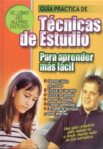 TÉCNICAS DE ESTUDIO (Spanish Edition)