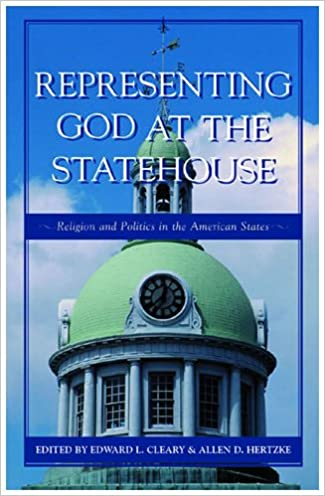Ebook compartir descargar gratis Representing God at the Statehouse: Religion and Politics in the American States en español PDF ePub by Anne Marie Cammisa
