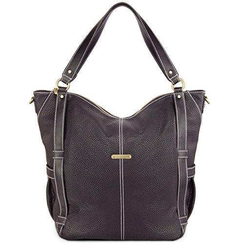 timi-leslie-marcelle-7-piece-diaper-bag-set-black-edition