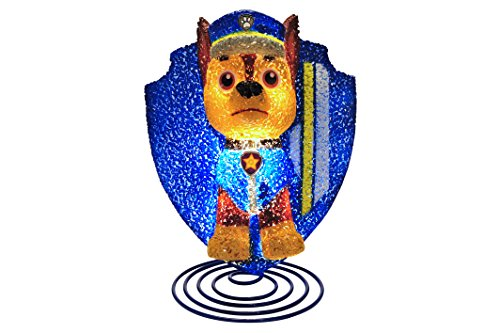 Nickelodeon Paw Patrol Marshall Figural Lamp, - Figural Light