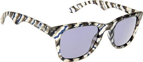Carrera 6000 Grey Blue Sunglasses