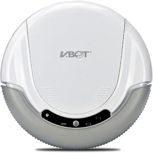 VBOT T272 Robot Aspiradora, con Control Remoto y la Fregona ...