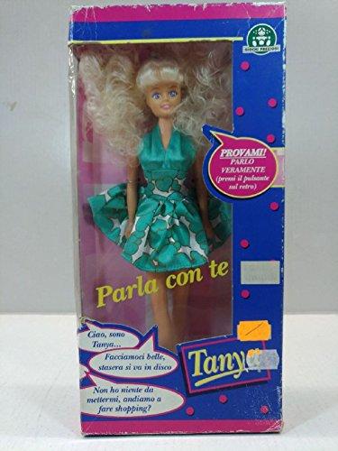 Bambola Fashion Barbie Tanya No Scatolo Come Da Foto Ottime Condizioni