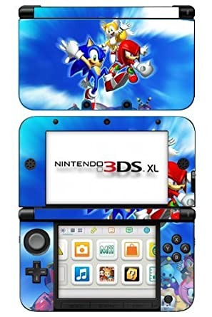Sonic the Hedgehog Game Skin for Nintendo 3DS XL Console by ...
