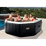 """Intex 86"""" X 28"""" PureSpa Jet and Bubble Deluxe"""