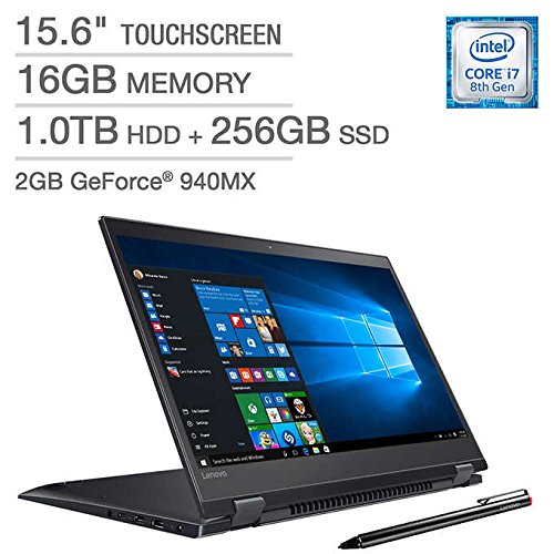 Lenovo Flex 5 Series 2-in-1 Touchscreen Laptop - Intel Core i7 - 2GB Graphics - 4K Ultra HD