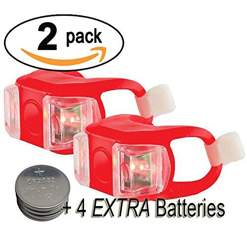Bright Eyes Silicone Safety Lights product image