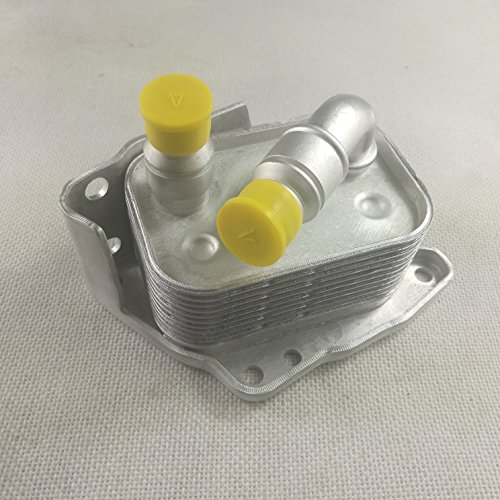 Baolu - Heat Exchanger, Aluminum Transmission Oil Cooler for BMW E46 E60 E90 X3 X1 E81 E87 316i 318i Oe:11427508967