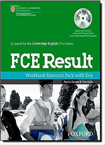 FCE Result Workbook Resource Pack with Key (Result Super-Series) Workbook ed. Edition