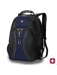 SwissGear Laptop Notebook Mac Book iPad Swiss Gear Swissgear 17 inch Outdoor ScanSmart Backpack - Premium High...