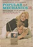 img - for Popular Mechanics, February 1966 (Vol. 125, No. 2) book / textbook / text book