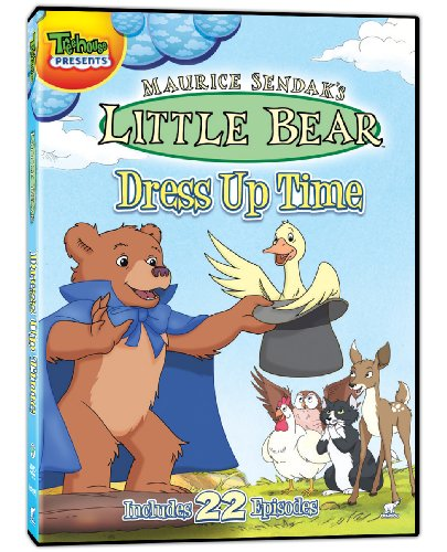 little bear dvd collection - 7