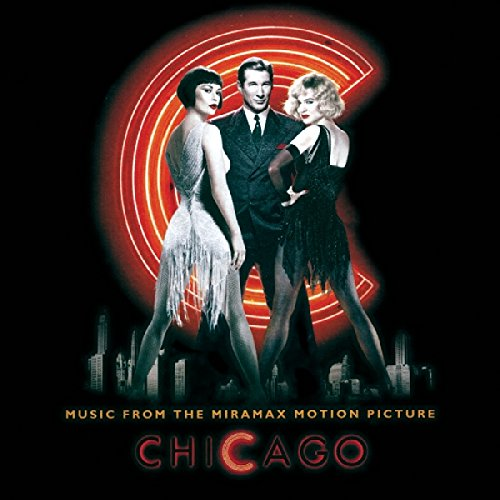 Chicago: Music from the Miramax Motion Picture  (Limited Black & Gold Vinyl Edition)