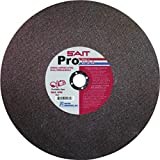 United Abrasives 14'' X 1/8'' X 20 mm SAIT PRO Aluminum Oxide Type 1 Cut Off Wheel, 10 Each