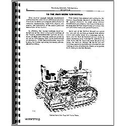 John Deere 1010 Crawler Service Manual