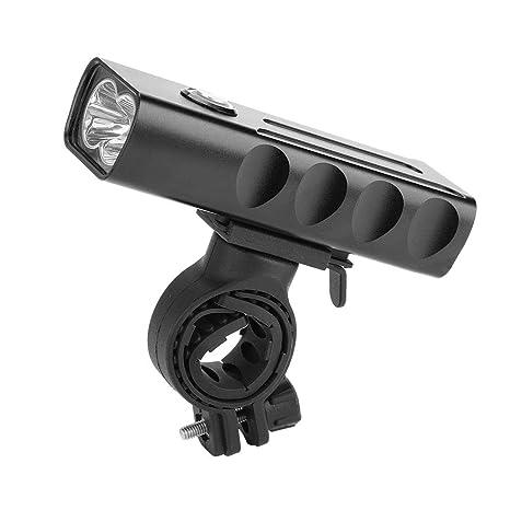 VGEBY1 Linterna de la Bicicleta, Linterna de luz Delantera LED de ...