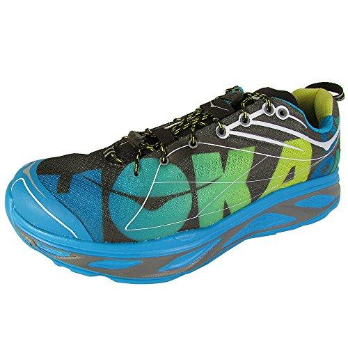 Pictures of HOKA ONE ONE Mens Huaka Running Sneaker Shoe 8 M US 5