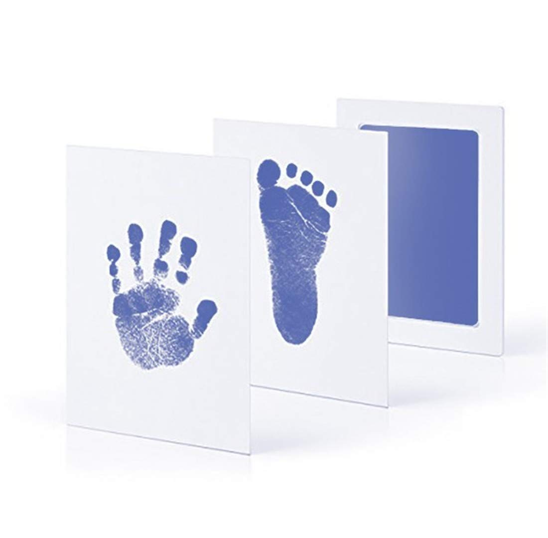 Extra Large Baby SafeInkless Touch Handprint and Footprint Ink Pads