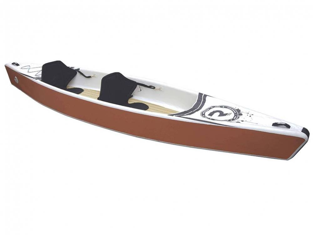 Riber - Kayak hinchable Total HP2 1045 Riber: Amazon.es ...