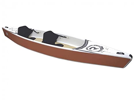 Riber - Kayak hinchable Total HP2 1045 Riber: Amazon.es: Deportes ...