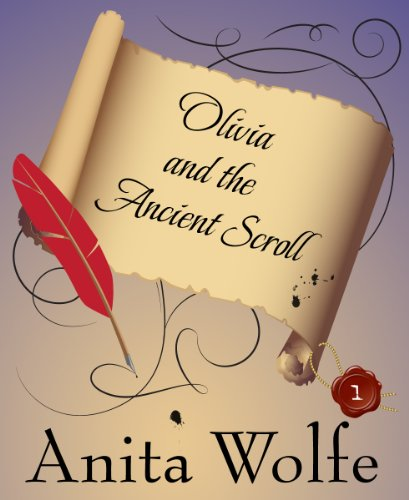 Olivia and the Ancient Scroll -