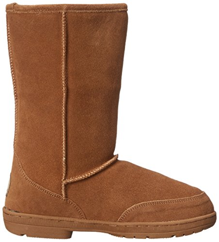 Women's Marr Bearpaw Fur Trimmed Boot Meadow C1nOqZRn