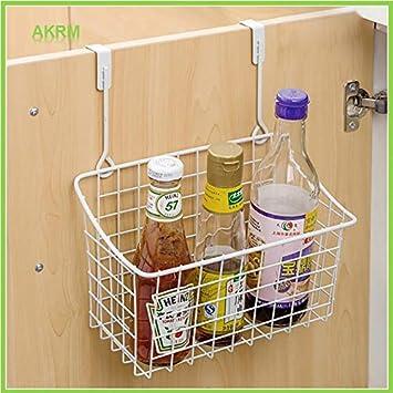 Amazon.com :   Storage Baskets   Kitchen Storage Basket ...