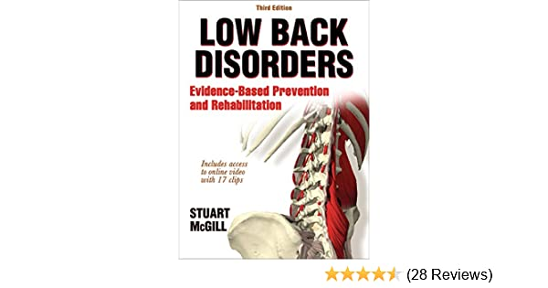 Low Back Disorders - Evidence-Based Prevention and Rehabilitation, Second Edition