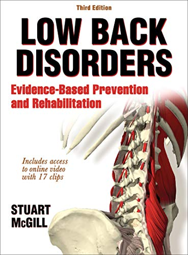 Low Back Disorders: Evidence-Based Prevention and Rehabilitation (Best Exercises For Scoliosis)