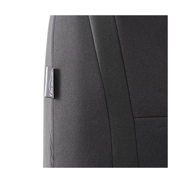 FH Group Unique Flat Cloth Car Seat Cover
