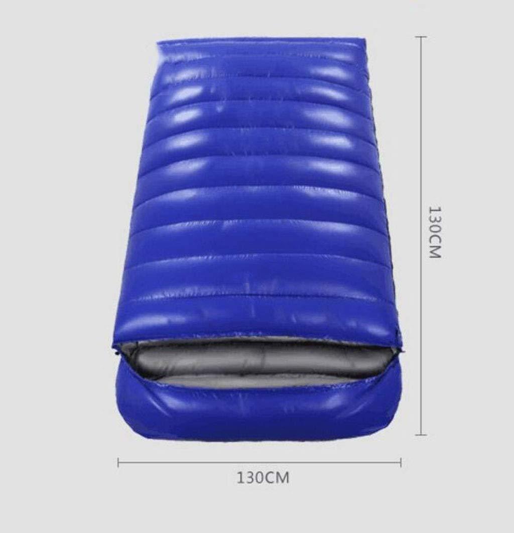 JBHURF Winter Daunenschlafsack Outdoor Camping Tragbarer Schlafsack Geeignet für für für Wandern (Kapazität   0.8kg, Farbe   rot) B07KJG11D6 Schlafscke Elegant und feierlich 761a2b