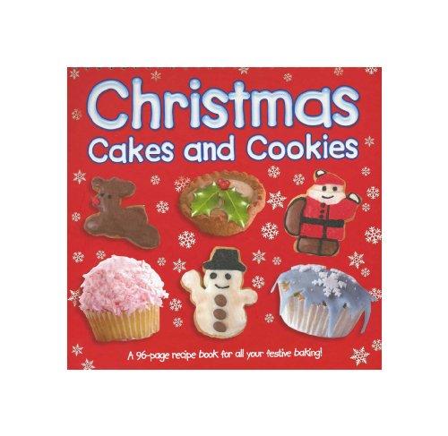 Christmas Cakes And Cookies Flipover Cookbooks Amazon Co Uk Nat
