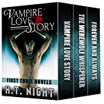 Vampire Love Story Boxed Set (Books 1-3)