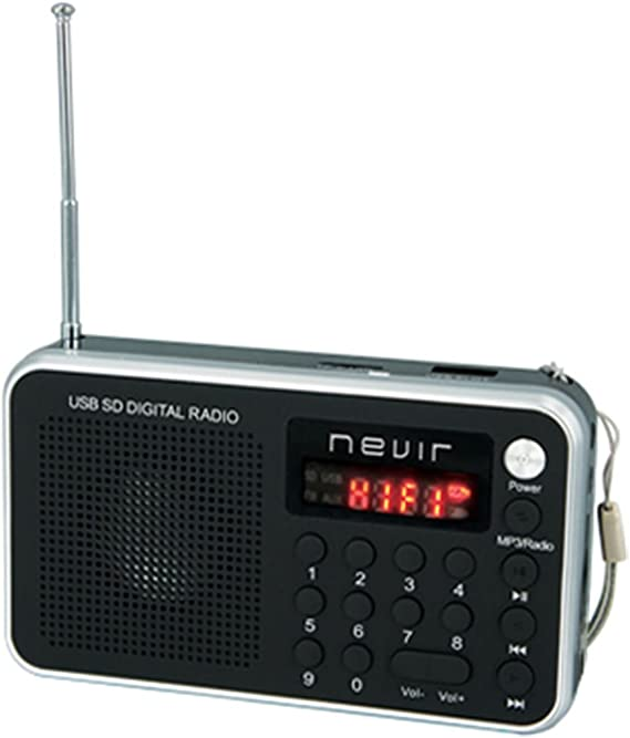 Nevir NVR 129 - Radio: Amazon.es: Electrónica