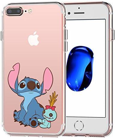 Amazon Com Iphone 7 Plus Case Iphone 8 Plus Case Stitch Look Up