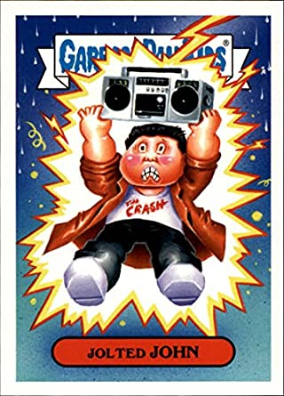 Amazon com: 2018 Garbage Pail Kids We Hate the '80s Movies