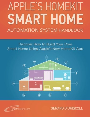 apple s homekit smart home automation system handbook discover how to build y ebay. Black Bedroom Furniture Sets. Home Design Ideas