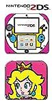 #9: Super Mario Bros Princess Peach Pauline Video Game Vinyl Decal Skin Sticker Cover for Nintendo 2DS System Console