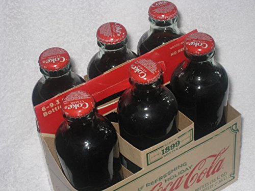 Coca-cola 1899 Circa Limited Edition Holiday Bottles (Coca Cola Limited Edition)