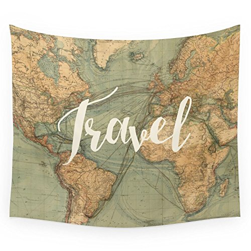 Society6 Travel Wall Tapestry Small: 51