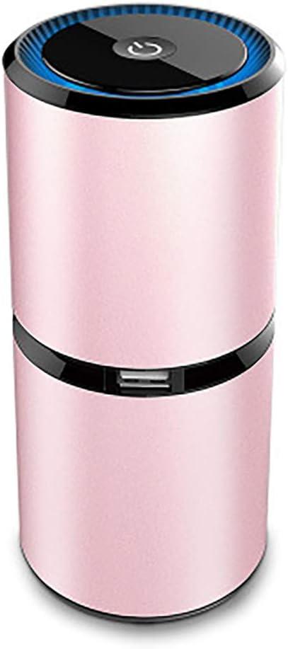 DAN&DLAM Auto purificador de Aire USB Auto Aire ambientador para ...