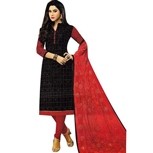 Indian Cotton Salwar Kameez - 9