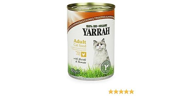 Yarrah - Pistolas de gato para pollo 405 g: Amazon.es: Productos ...