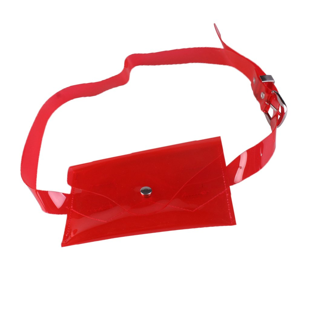 Baoblaze Waist Bag Belt Pack Ladies Fashion Wallet Phone Mini Key Messenger Bag For Women