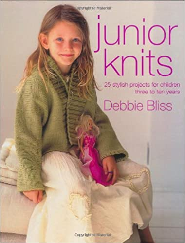 Junior Knits Debbie Bliss 9781570763007 Amazon Books